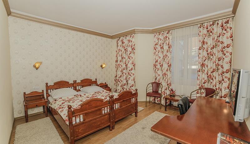 Aranyágyas szoba