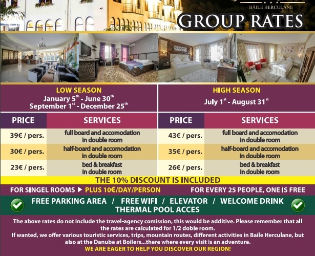 Group Rates